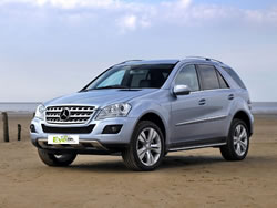 Mercedes ML 350 automatic