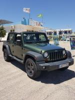Jeep wrangler 5 persoons cabrio automaat jeep.